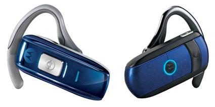 Motorola adds headsets to match new lineup