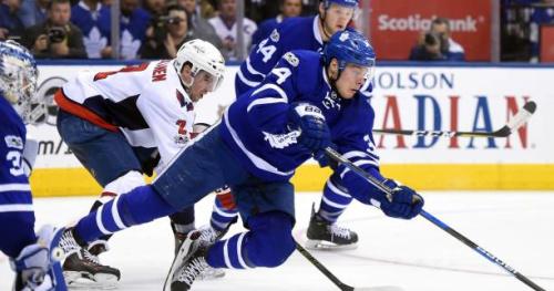 Hockey - NHL - Toronto et Ottawa prennent l'ascendant