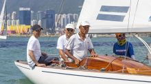 Tony Leung wins 2nd place at sailing competition