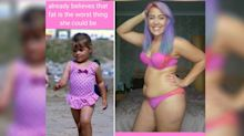 Body-positive blogger on what she learned at 4: 'Fat was the worst thing I could be'