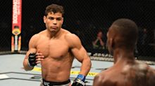 Paulo Costa disapproves of Israel Adesanya's post-fight celebration: 'Human trash'