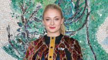Sophie Turner Channels the Mother of Dragons With New Blonde 'Do