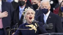 Lady Gaga : le secret de sa robe portée lors de l'investiture de Joe Biden… Une maison de couture française l'a conçue