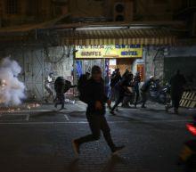 Israeli police say dozens arrested in Jerusalem clashes