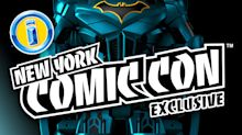 Batbot Xtreme: Exclusive first look at ginormous limited-edition figure for N.Y. Comic Con