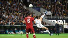 Im Home Office: Gareth Bale feilt weiter am Fallrückzieher