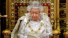 Queen Elizabeth Delivered a Customary Speech at the State Opening of Parliament This Morning