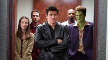 El elenco de Ángel se reúne para celebrar el vigésimo aniversario de la serie