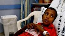 Handful of Gaza Children Evacuated to Jerusalem for Treatment