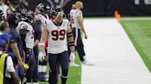 J.J. Watt rips into rookie Ross Blacklock for 'selfish' ejection: 'I've spoken to Ross before'
