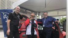 Electra Meccanica Debuts the SOLO Single-Passenger EV at the AltCar Expo in California