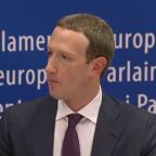 FB CEO faces European Parliament members