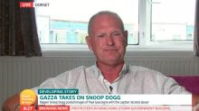 Gazza challenges Snoop Dogg to 'cannabis vs booze' charity boxing match