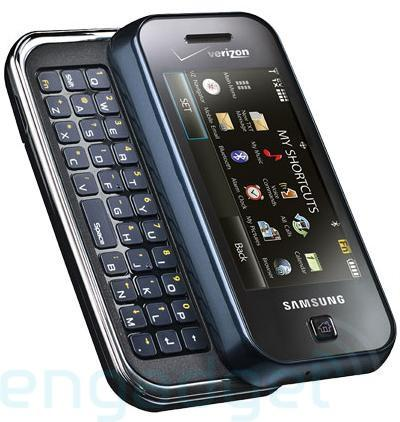Samsung Glyde in pictures
