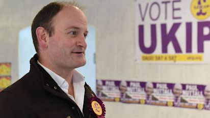 UKIP's only MP resigns from party