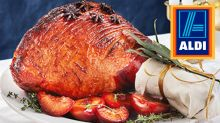 Aldi's Christmas ham wins supermarket taste test