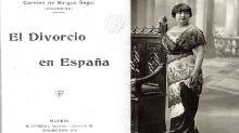 La periodista que a inicios del siglo XX se atrevió a hablar del divorcio en la prensa española