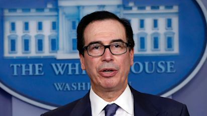 Mnuchin: Many will get stimulus checks in 2 weeks