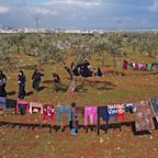 Syrian Refugees Fleeing Assad's Onslaught in Idlib Have Nowhere Left to Hide