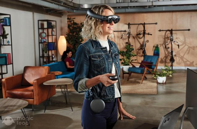 Magic Leap's first developer conference is coming to LA in October