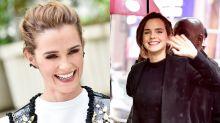 低調地找到幸福?Emma Watson 被傳與這位《Glee》男星秘密交往中