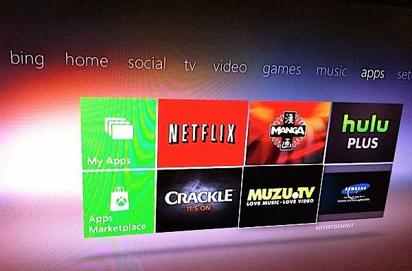 Microsoft rolling out new apps to Xbox 360, including MUZU.TV and Manga in the US
