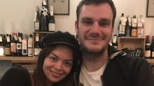 Newlyweds Cooper Hefner and 'Harry Potter' actress Scarlett Byrne tease wedding celebrations 'in the months ahead'