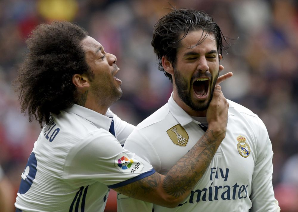 Sporting v Real Madrid