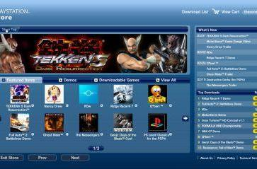 North American PLAYSTATION Store releases for the week