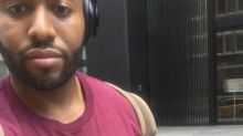 Black man wears 'Caucasian' shirt to expose the hypocrisy of white privilege