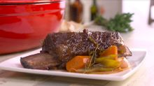 Best Bites: Red wine short ribs