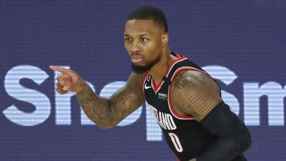 Dame named bubble MVP; see who else was honored