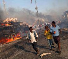 Mogadishu death toll rises to 358 as Somalia president to announce 'state of war' on al-Shabaab