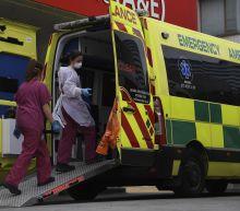 Coronavirus: UK deaths rise 569 in highest daily hike yet to 2,921