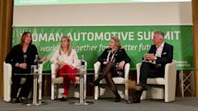 Auto industry's powerful female bosses tell women how get ahead in work