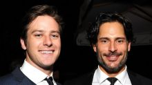 Armie Hammer and Joe Manganiello Enjoy Trolling D.C. Fans