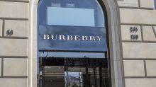 Burberry sales slide but turnaround on track