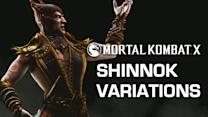 Shinnok Variations Official Breakdown - Mortal Kombat X
