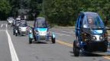 Arcimoto Demonstrates First Driverless FUV, Debuts Production Roadster and Arcimoto Flatbed at FUV and Friends Summer Showcase