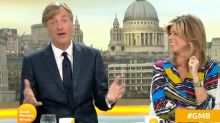 'I've been commando forever': Richard Madeley 'can't remember' the last time he wore pants