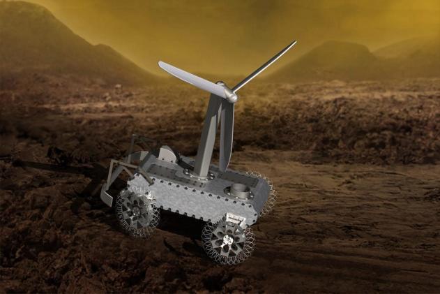 NASA is crowdsourcing a sensor that can survive Venus