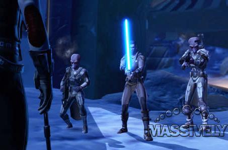 BioWare explains SWTOR's commendation changes