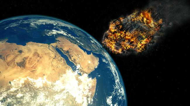 asteroid headed directly to earth - photo #23