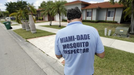 First U.S.-based Zika infections confirmed in Florida