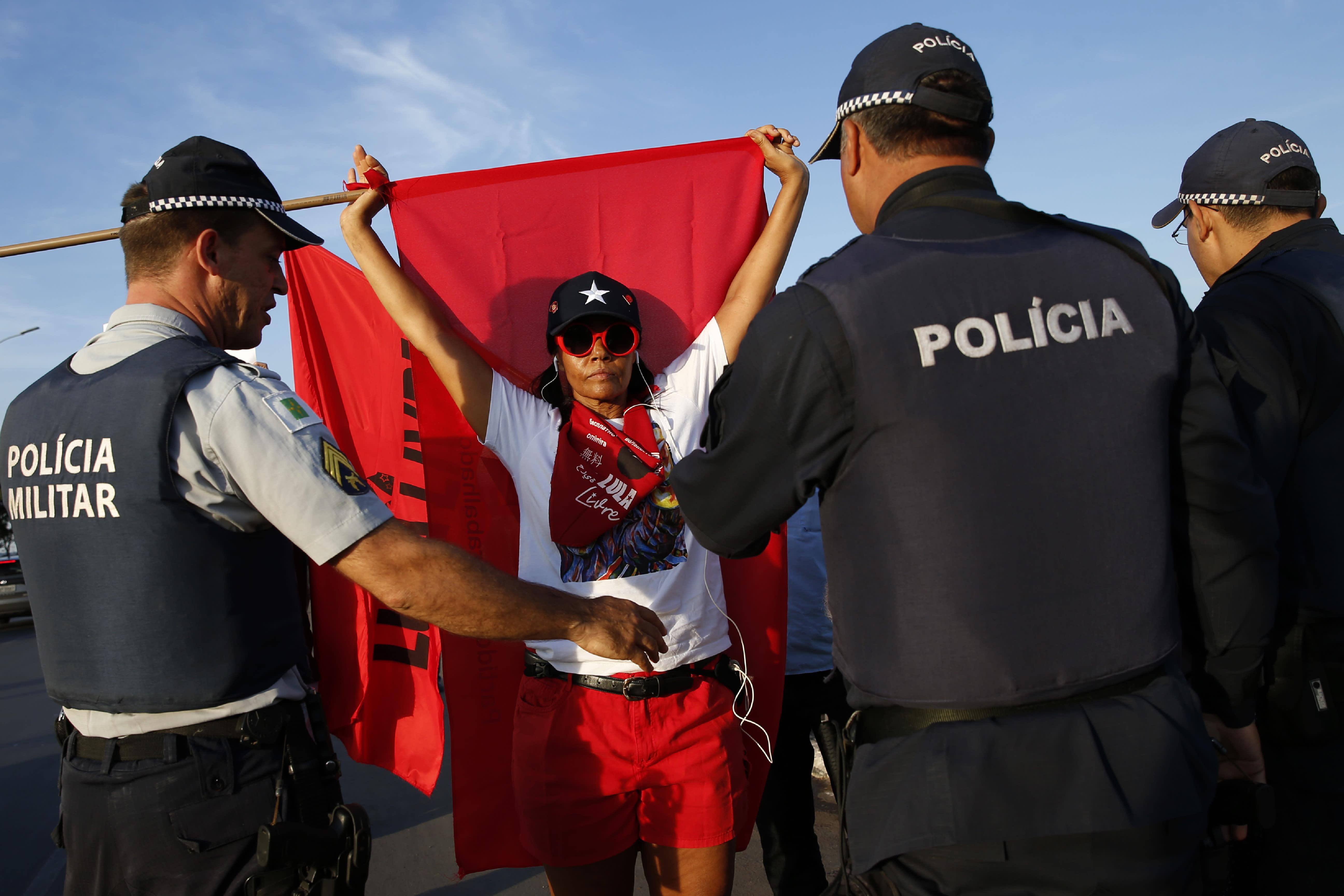 (AP Photo/Eraldo Peres)