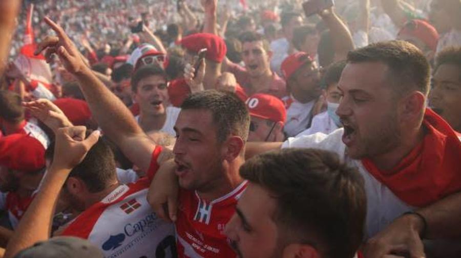 Rugby - Top 14 - BO - Lucas Peyresblanques, talonneur de Biarritz, vainqueur de Bayonne en barrage: «Le scénario est indescriptible»