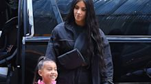 Kim Kardashian Tells Mommy-Shamers to Relax After Posting a Video of Daughter North Putting on Makeup