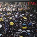 Thousands Take to the Streets of Hong Kong as Anti-Extradition Protests Continue