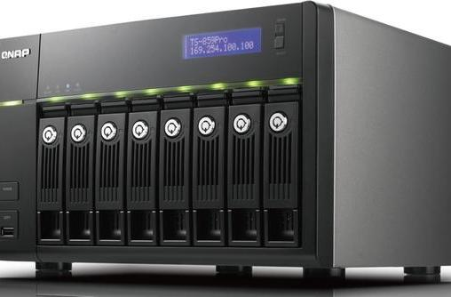 QNAP gets serious with Turbo NAS line, packing Pineview, iSCSI, and VMWare certification