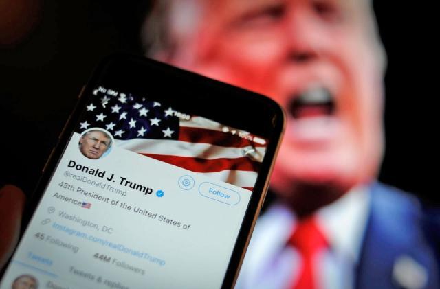 Judge suggests Trump should mute followers instead of block them